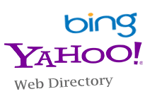 Submit Website To Bing and Yahoo Web Directory