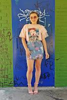 http://www.karyn.pl/2018/06/jeansowa-spodnica-i-rozowy-top-z.html
