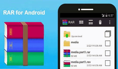 RAR for Android Premium V5.60 build 50 Final