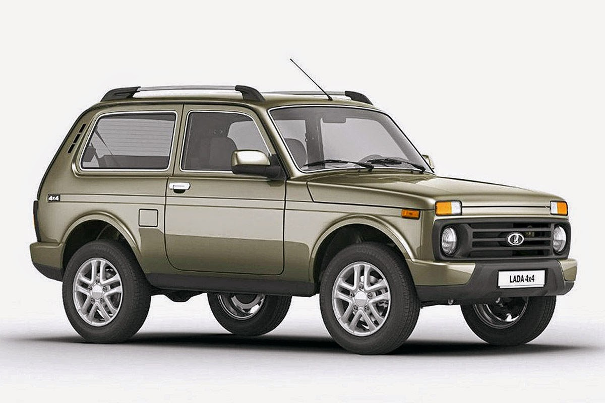 New Lada Niva 2018 >> 2017 Lada Niva Urban 4x4 1.7-liter 81 bhp | Car Reviews | New Car Pictures for 2018, 2019