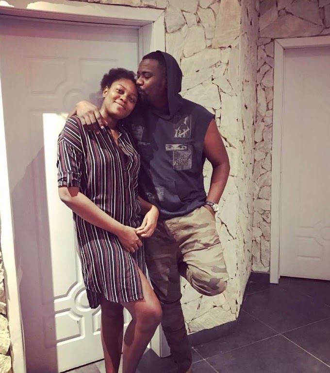 See actor, John Dumelo's savage reply to IG user who said he is married with a kid