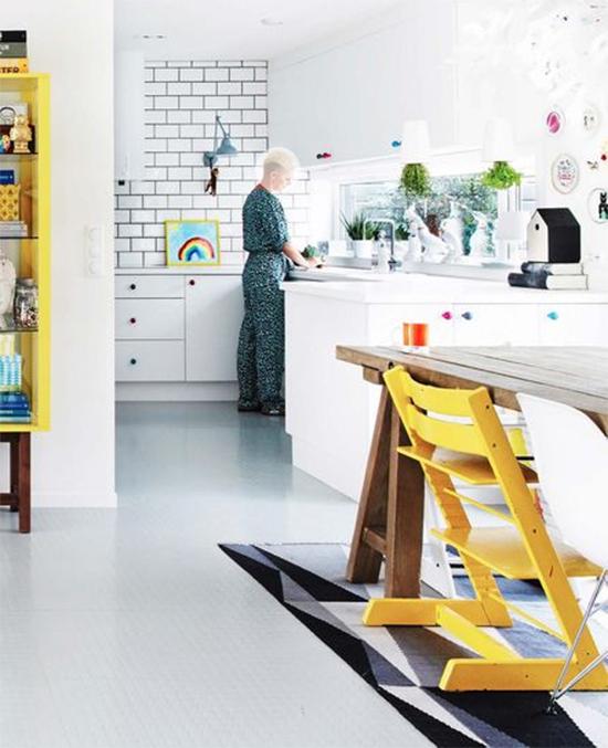 cozinha integrada, a casa eh sua, decor, home decor, decoração, home decor