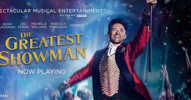 hanizeyecandy the greatest showman the review