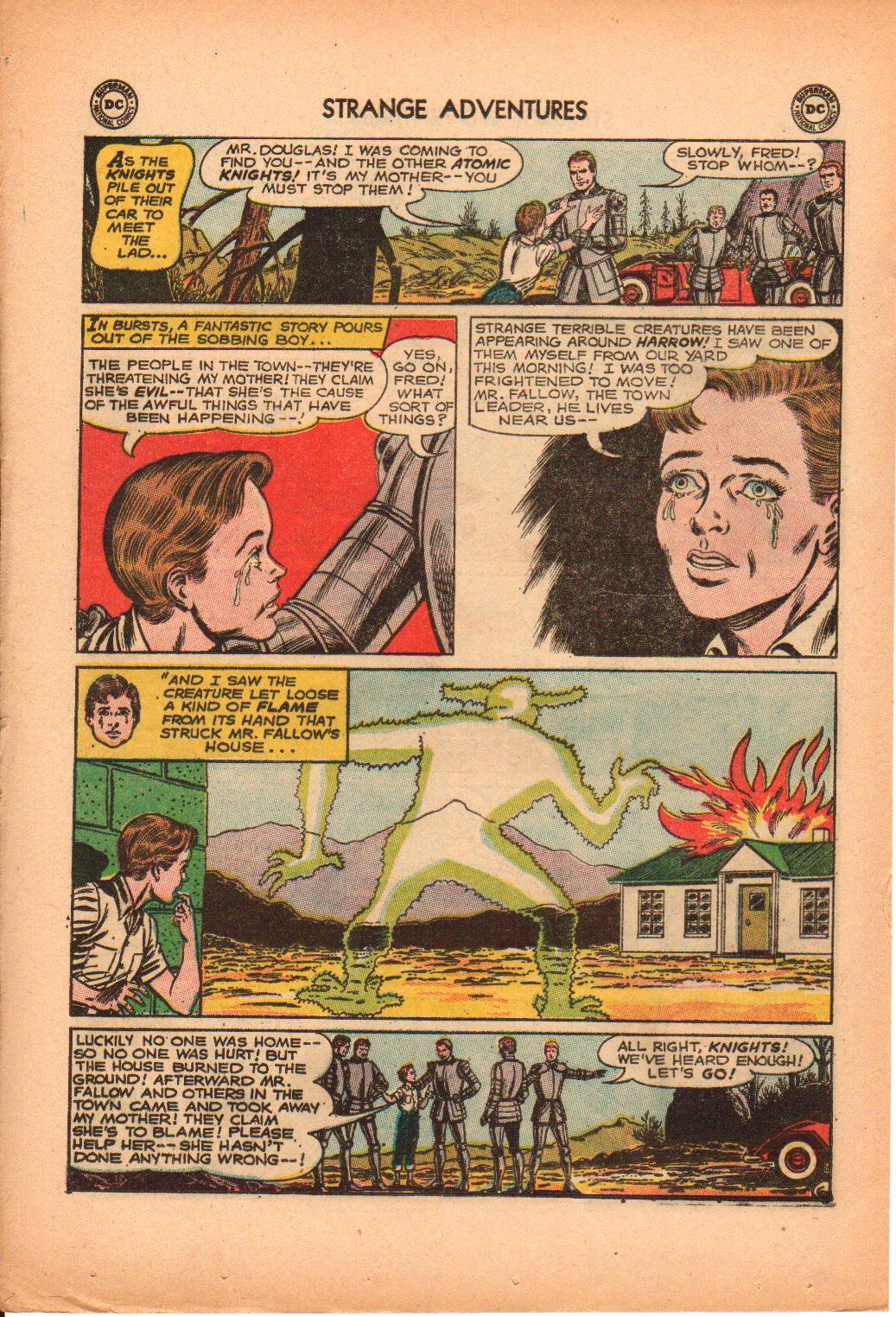 Strange Adventures (1950) issue 156 - Page 20