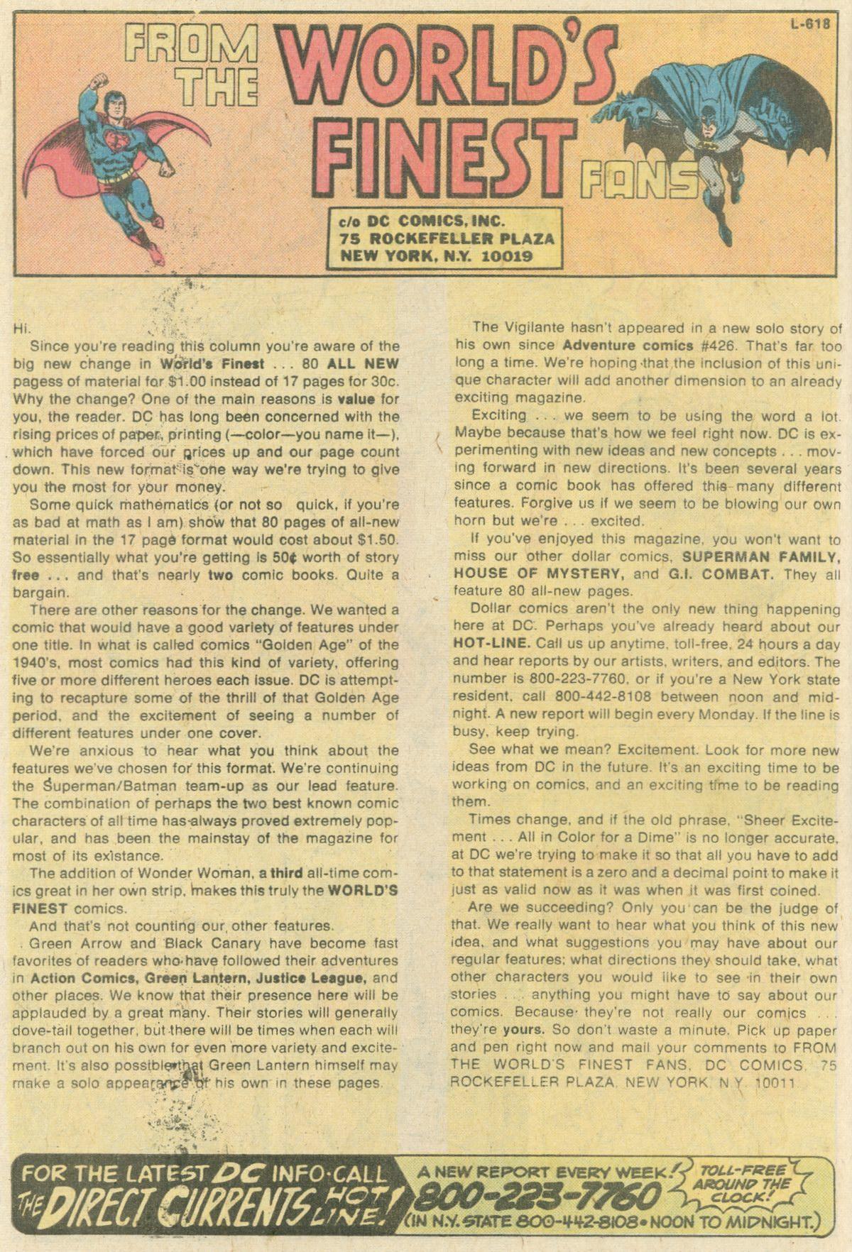 Read online World's Finest Comics comic -  Issue #244 - 80