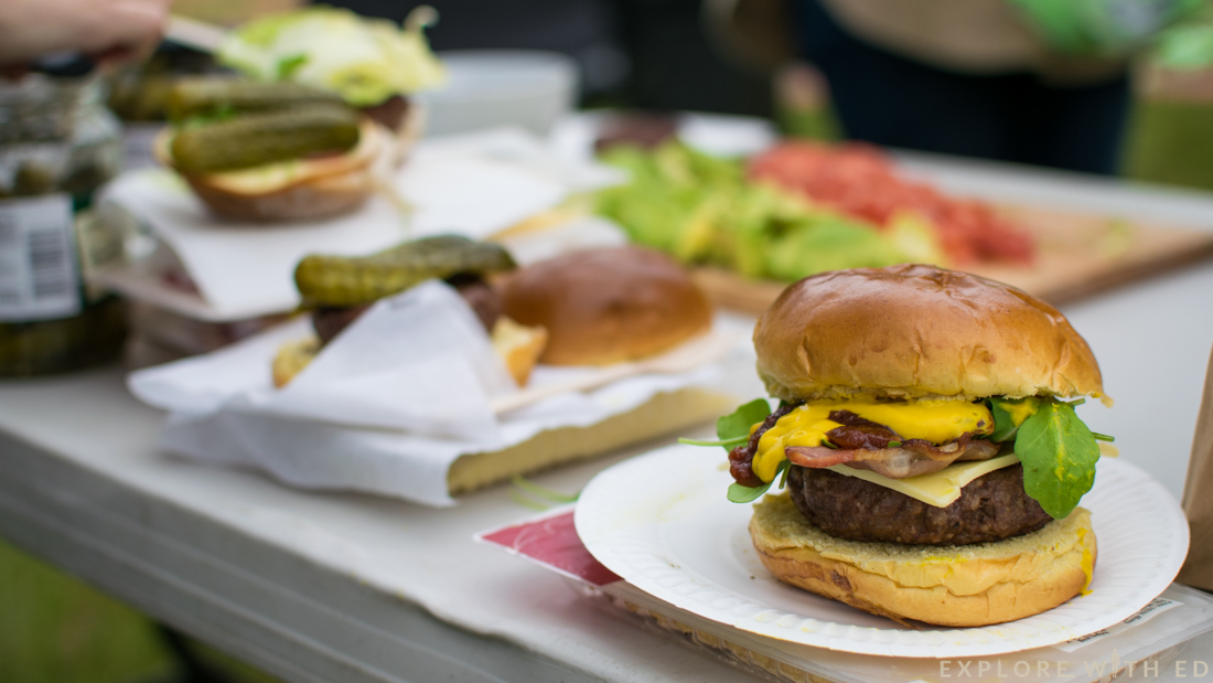 Dream Burger, Food Travel, Expedia UK, Blogstock