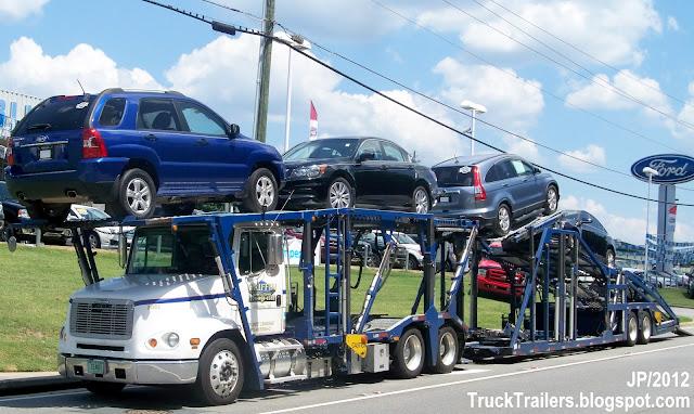 truck trailer transport express freight logistic diesel mack peterbilt kenworth volvo. Black Bedroom Furniture Sets. Home Design Ideas