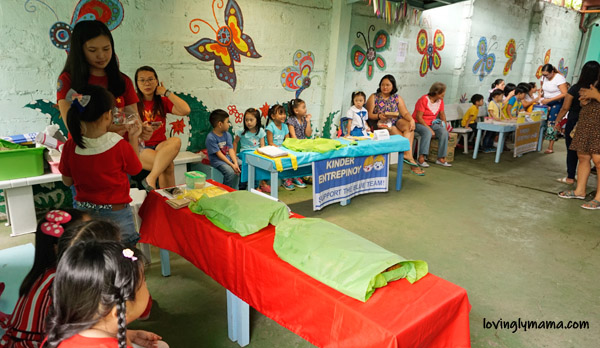 Entrepinoy - entrepreneurship for kids - money for kids - bright kids preschool - native delicacies - araw ng lahi