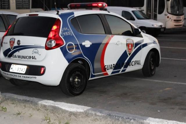 Guarda Municipal reforça policiamento para o horário de Natal em Criciúma (SC)