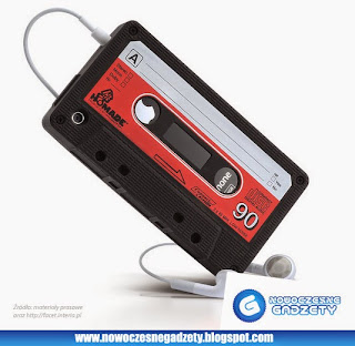 Casette case iPhone