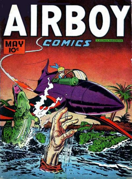 Airboy Jack Kirby