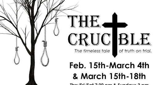 Truth On Trial - The Crucible