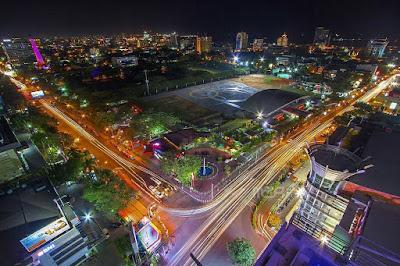 Lapangan Karebosi Kota Makassar Photo by @mzr.mudzfar