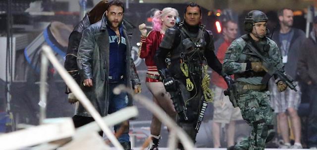 Suicide Squad: pe platourile de filmare din Toronto