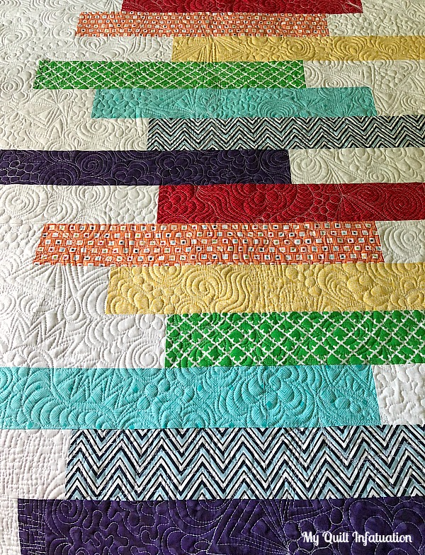 My Quilt Infatuation Adventures In Graffiti Quilting