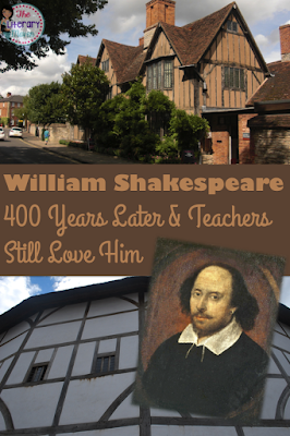 400 years after William Shakespeare's death, his poems and plays are still enjoyed in classrooms around the world. Read on for more about why teachers still love Shakespeare and lesson resources to accompany any of his works.