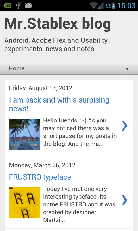 Android: WebView tips & tricks | Vision Apps blog