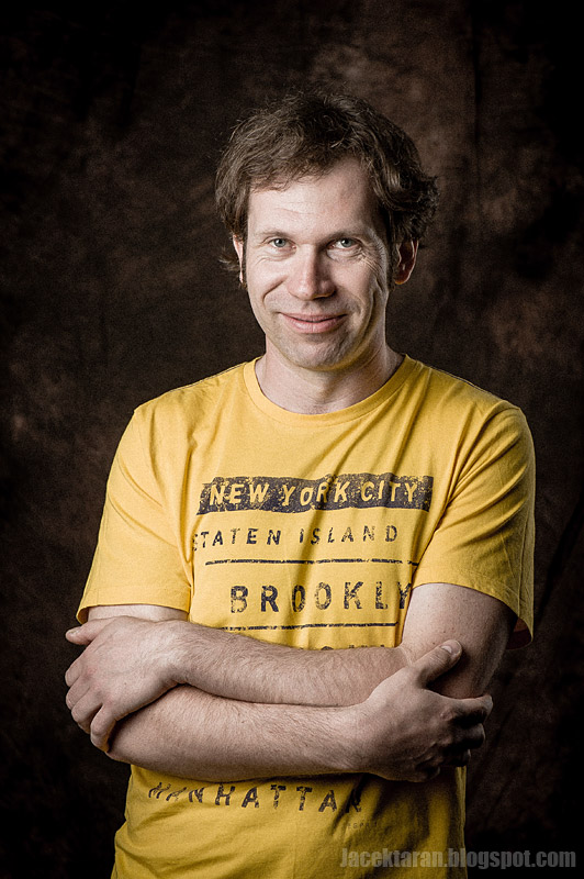 Tomasz Majer, kabaret hrabi, fotografia portretowa, fotograf krakow