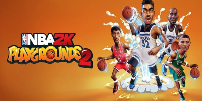 NBA 2K Playgrounds 2 PC Game Download