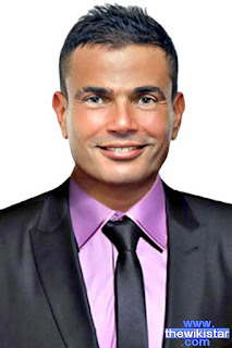 المغني المصري عمرو دياب Amr Diab