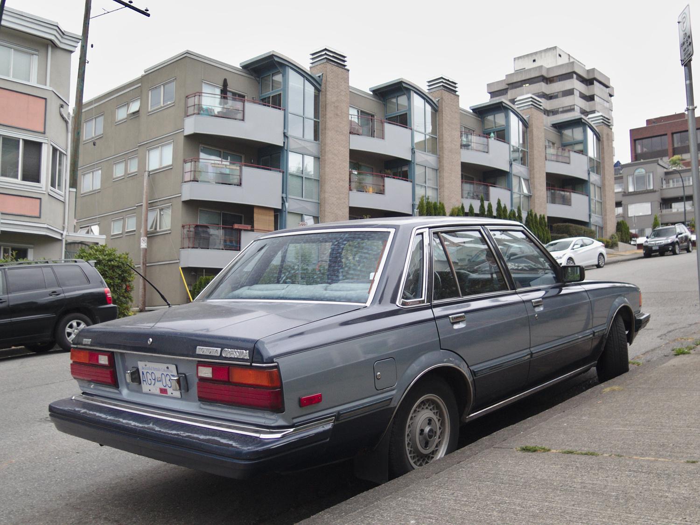 1982 toyota cressida 2 door