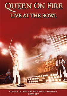Queen On Fire: Live At The Bowl DVD