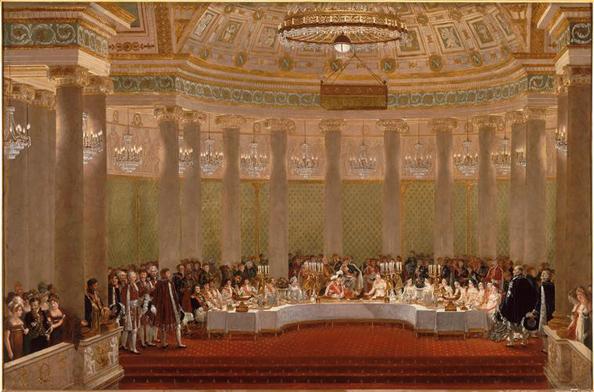 Alexandre_Dufay_Casanova_Banquet_chateau_Tuileries_mariage_Napoléon_Ier_Marie-Louise_2-avril-1810_Fontainebleau