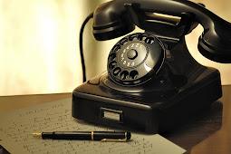 Menulis Percakapan Telepon [Oleh Reka, Mirza, Nissa, dan Syifa]