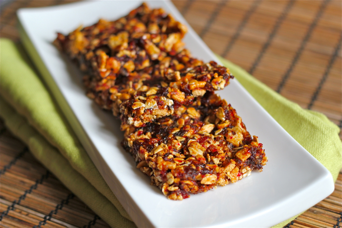 breakfast cereal bar fruit and cereal bars a recipe yankee kitchen 579