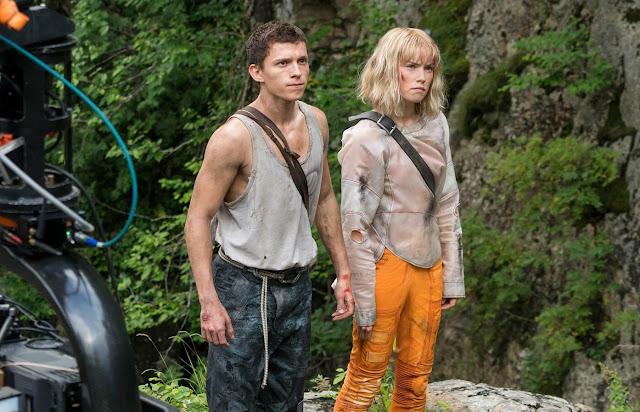 Chaos Walking | Distopia estrelada por Tom Holland e Daisy Ridley está passando por refilmagens