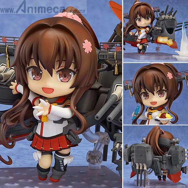 YAMATO NENDOROID FIGURE Kantai Collection KanColle Good Smile Company