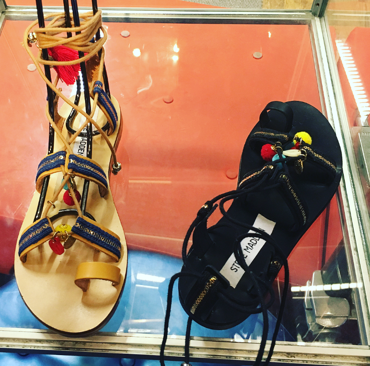 Steve Madden Cailin Elina Linardaki Penni Lane Sandals