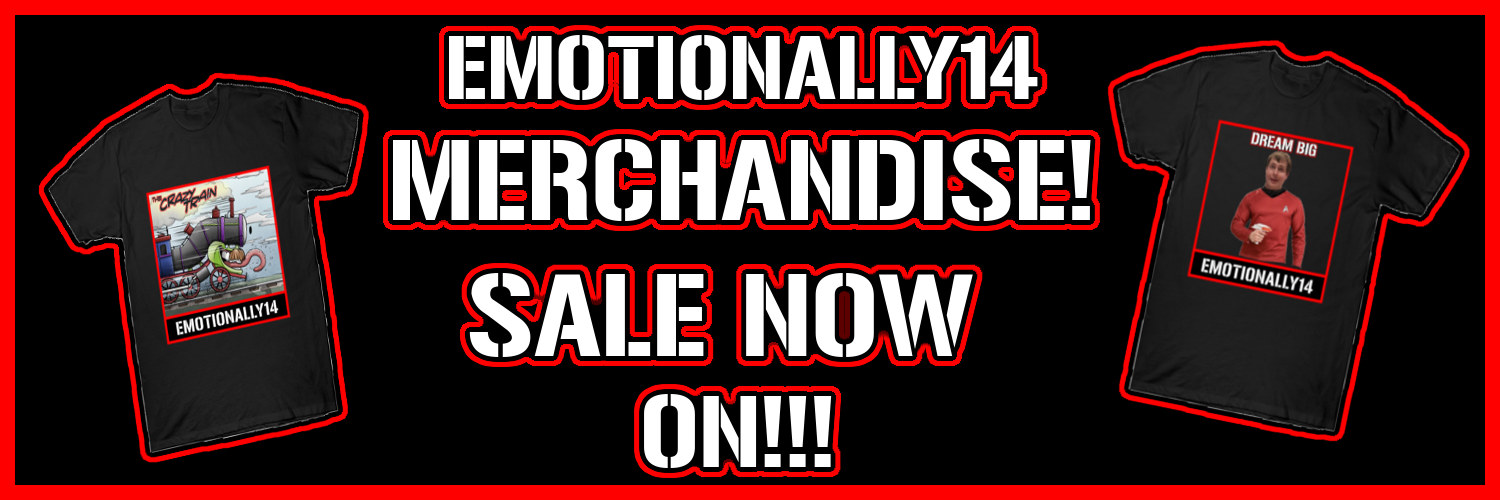 Emotionally14 Merchandise!