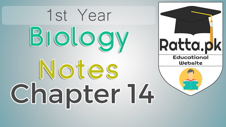 1st Year Biology Notes Chapter 14 Transport - 11th Class Bio Notes pdf