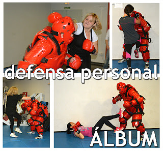Defensa Personal Femenina Aranjuez
