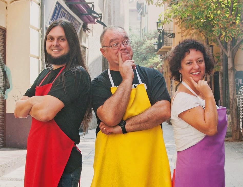 XCAR Malavida, Azagra y Revuelta. Foto de Andrea Campos.