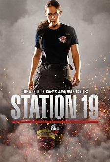Station 19 1ª Temporada (2018) Dublado e Legendado – Download Torrent