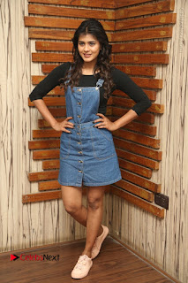 Actress Hebah Patel Stills at Nanna Nenu Naa Boyfriends Movie Interview  0037.JPG