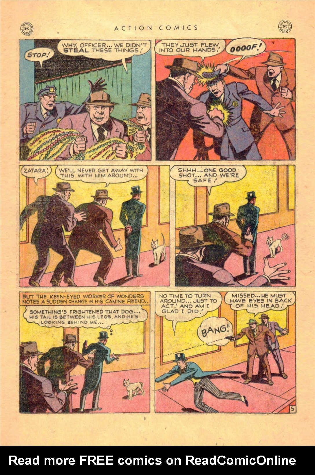 Read online Action Comics (1938) comic -  Issue #124 - 28