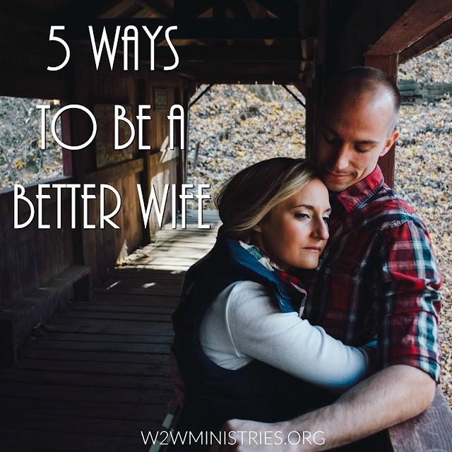 5 WAYS TO BE A BETTER WIFE. #marriage #wife #betterwife #husband #love
