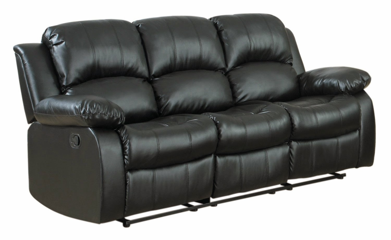 Swell Sofa Recliner Reviews Black Leather 2 Seater Recliner Sofa Gmtry Best Dining Table And Chair Ideas Images Gmtryco