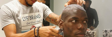 Pogba's Barber Accidentally Confirms His Manchester United Move With This Photo