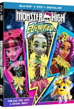 Monster High Electrificadas (2017)