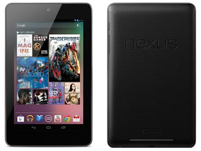 Asus Google Nexus 7 Specifications - LAUNCH Announced 2012, June Status Tablet with no support for GSM voice communication, SMS, and MMS This is not a GSM device, it will not work on any GSM network worldwide. DISPLAY Type LED-backlit IPS LCD capacitive touchscreen, 16M colors Size 7.0 inches (~59.6% screen-to-body ratio) Resolution 800 x 1280 pixels (~216 ppi pixel density) Multitouch Yes, up to 10 fingers Protection Corning Gorilla Glass BODY Dimensions 198.5 x 120 x 10.5 mm (7.81 x 4.72 x 0.41 in) Weight 340 g (11.99 oz) SIM No PLATFORM OS Android OS, v4.1.2 (Jelly Bean), upgradable to v5.1.1 (Lollipop) CPU Quad-core 1.2 GHz Cortex-A9 Chipset Nvidia Tegra 3 GPU ULP GeForce MEMORY Card slot No Internal 8/16/32 GB, 1 GB RAM CAMERA Primary 1.2 MP Secondary No Features Video-calling Video 720p NETWORK Technology No cellular connectivity 2G bands N/A GPRS No EDGE No COMMS WLAN Wi-Fi 802.11 b/g/n NFC Yes GPS Yes USB microUSB v2.0 Radio No Bluetooth v3.0 FEATURES Sensors Accelerometer, gyro, proximity, compass Messaging Email, Push Email, IM Browser HTML5 Java No SOUND Alert types Vibration; MP3, WAV ringtones Loudspeaker Yes, with stereo speakers 3.5mm jack Yes BATTERY  Non-removable Li-Ion 4325 mAh battery (16 Wh) Stand-by  Talk time Up to 10 h (multimedia) Music play  MISC Colors Black  - MP4/H.264 player - MP3/WAV/eAAC+/WMA player - Organizer - Photo/video editor - Document viewer - Voice memo - Predictive text input (Swype)