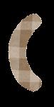 丸括弧のイラスト文字(左)