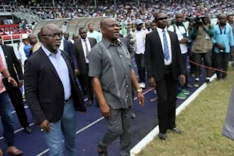 Governor Wike tips Super Eagles to reach World Cup final