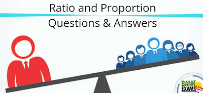 Ratio and Proportion Questions & Answers