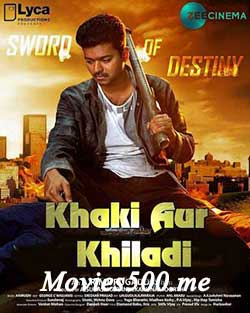 Khaki aur Khiladi 2017 Dual Audio 300MB Hindi HDTV 480p at movies500.me