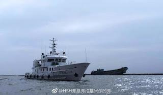 Rescate del buque de vigilancia pesquera 31108