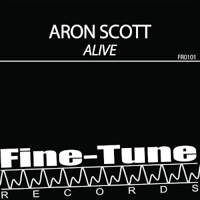 "Aron Scott Returns With New Single ""Alive"""